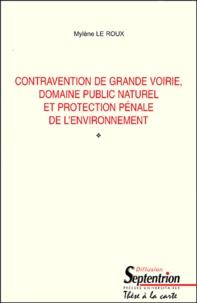 Goodtastepolice.fr Contravention de grande voirie, domaine public naturel et protection pénale de l'environnement Image