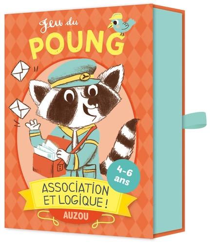 Jeu du Poung. Association et logique (4-6ans)