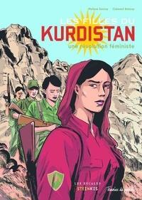 Mylène Sauloy et Clément Baloup - Les filles du Kurdistan, une révolution féministe.