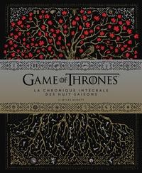 Myles McNutt - Game of Thrones - La chronique intégrale des huit saisons.