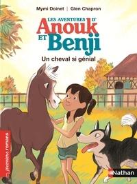 Satt2018.fr Anouk et Benji : un cheval si génial Image