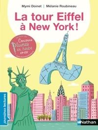 Accentsonline.fr La tour Eiffel à New York Image
