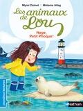 Mymi Doinet et Mélanie Allag - Les animaux de Lou  : Nage, petit phoque !.