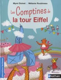 Mymi Doinet et Mélanie Roubineau - Les comptines de la tour Eiffel.
