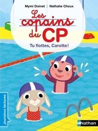 Deedr.fr Les copains du CP - Tu flottes, Carotte! Image