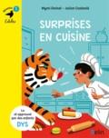 Mymi Doinet et Julien Castanié - Surprises en cuisine - Niveau 1.