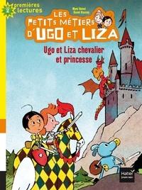 Mymi Doinet - Ugo et Liza chevalier et princesse CP/CE1 6/7 ans.