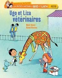 Mymi Doinet - Ugo et Liza vétérinaires.