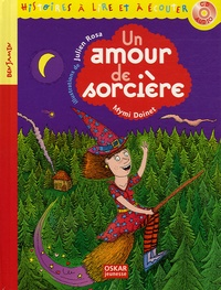 Mymi Doinet - Un amour de sorcière. 1 CD audio