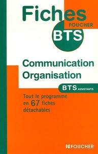 Myriam Amouroux et Edith Paravy - Communication Organisation - BTS Assistant de direction de gestion PME-PMI secrétaire trilingue.