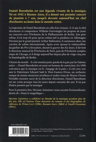 Daniel Barenboïm. De la musique avant toutes choses