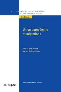 Myriam Benlolo-Carabot - Union européenne et migrations.