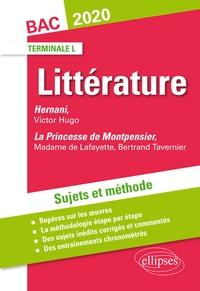 Myriam Canolle-Cournarie - Hernani, Victor Hugo - BAC L.