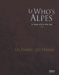 Myriam Caudrelier - Le Who's Alpes.