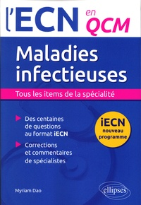 Myriam Dao - Maladies infectieuses.