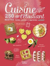 Myriam Darmoni et Yves Esposito - Cuisine de l'étudiant - 250 recettes testées, goûtées et appréciées.
