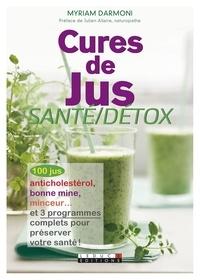 Myriam Darmoni - Cures de jus santé/détox.
