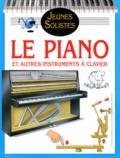 Myriam de Visscher et Alan Blackwood - LE PIANO & AUTRES INSTRUMENTS A CLAVIER.