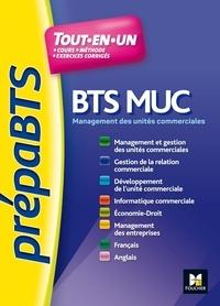Management des unités commerciales BTS MUC - Myriam Fos |