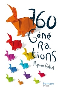 Myriam Gallot - 760 générations.