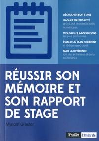 Accentsonline.fr Réussir son mémoire et son rapport de stage Image