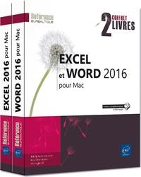 Myriam Gris - Excel et Word 2016 pour Mac - Coffret de deux livres.