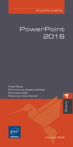 PowerPoint 2016 - Myriam Gris pdf epub