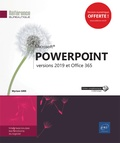 Myriam Gris - PowerPoint - Versions 2019 et Office 365.
