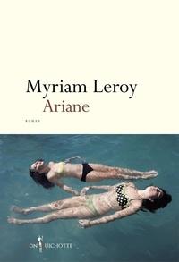 Myriam Leroy - Ariane.