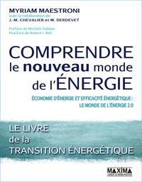 Myriam Maestroni et J.M. Chevalier - Comprendre le nouveau monde de l'énergie - Economie d'énergie et efficacité énergétique : le monde de l'énergie 2.0.
