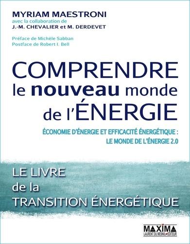 Comprendre le nouveau monde de l'énergie. Economie d'énergie et efficacité énergétique : le monde de l'énergie 2.0