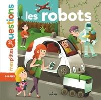 Myriam Martelle - Les robots et l'IA (ancien Robots) - abandon.