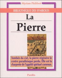 Myriam Philibert - La pierre.