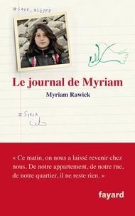 Histoiresdenlire.be Le journal de Myriam Image