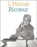 Myriam Revault d'Allonnes et François Azouvi - Paul Ricoeur.