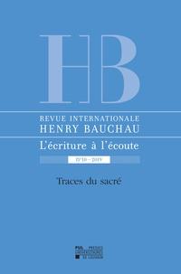 Myriam Watthee - Revue internationale Henry Bauchau n°10 – 2019.