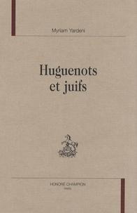 Deedr.fr Huguenots et juifs Image