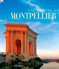 Myriem Lahidely et Eric Delaperrière - Une journée à Montpellier.