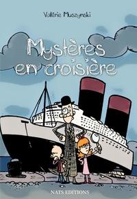 Editions Nats - Mystères en croisière.