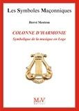 N.75 Colonne d'harmonie, symbolique de la musique en loge.