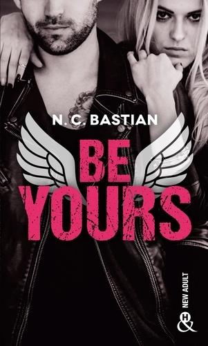 Be Yours. la suite de Be Mine, le phénomène New Adult français