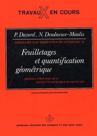 N Desolneux-Moulis et P Dazord - .