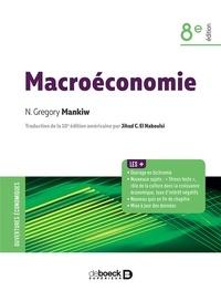 N. Gregory Mankiw et Gregory N Mankiw - Macroéconomie.
