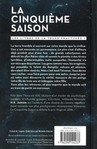 Les livres de la terre fracturée Tome 1 La cinquième saison