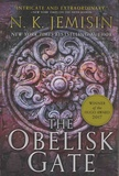 N-K Jemisin - The Broken Earth Tome 2 : The Obelisk Gate.