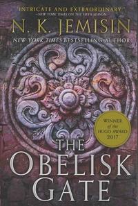 N-K Jemisin - The Broken Earth Tome 2 : The Obelisk Gate.