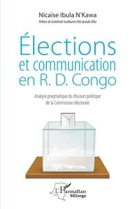 Cjtaboo.be Elections et communication en R.D. Congo - Analyse pragmatique du discours politique de la Commission électorale Image