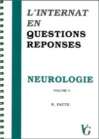 N Patte - Neurologie.
