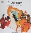 N Pibeaut et Florence Maeght - Le portrait.