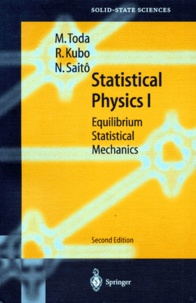 Lesmouchescestlouche.fr STATISTICAL PHYSICS. - Book 1, Equilibrium Statiscal Mechanics, 2nde edition Image